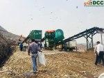 zero waste ghazipur site